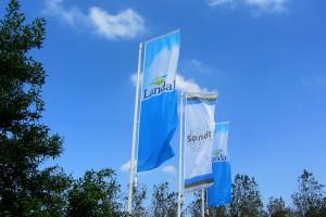 Landal-vlaggen