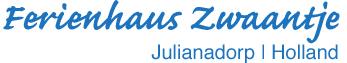 Ferienhaus Julianadorp Logo